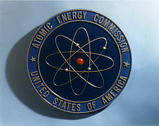 Atomic Energy Commission Logo