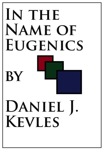 Eugenics Book Cover SELF