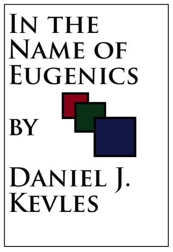 Eugenics Book Cover SELF