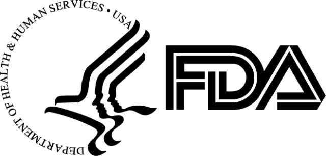 Food & Drug Administration Logo