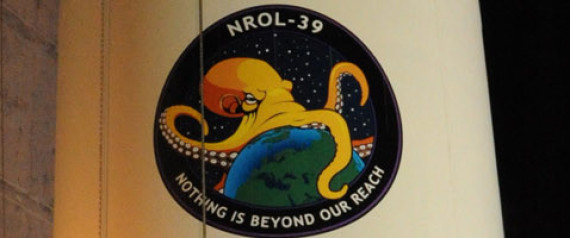 illuminati NASA NAZI octopus satellite CU